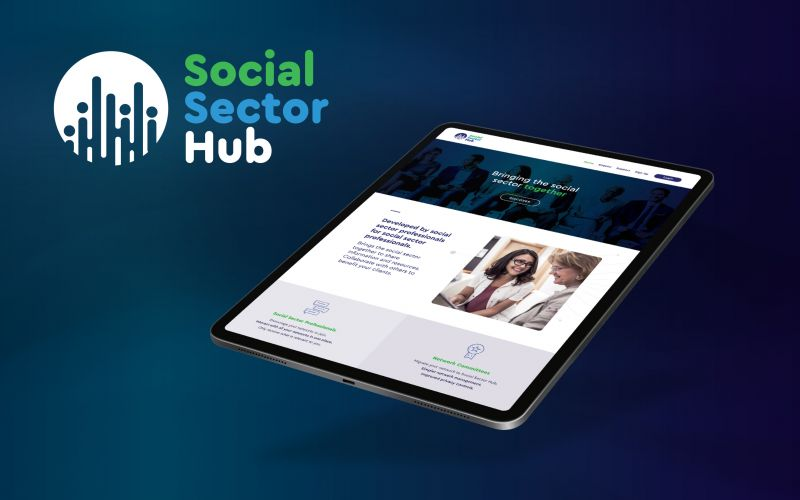 Sharing New Knowledge with the Social Sector Hub